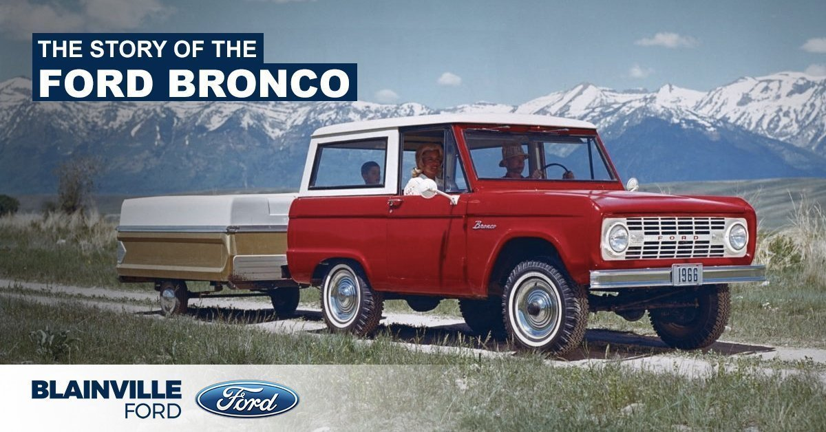 The 2020 Ford Bronco The Legend Is Back